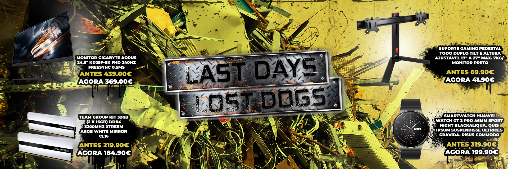 Last Days Lost Dogs