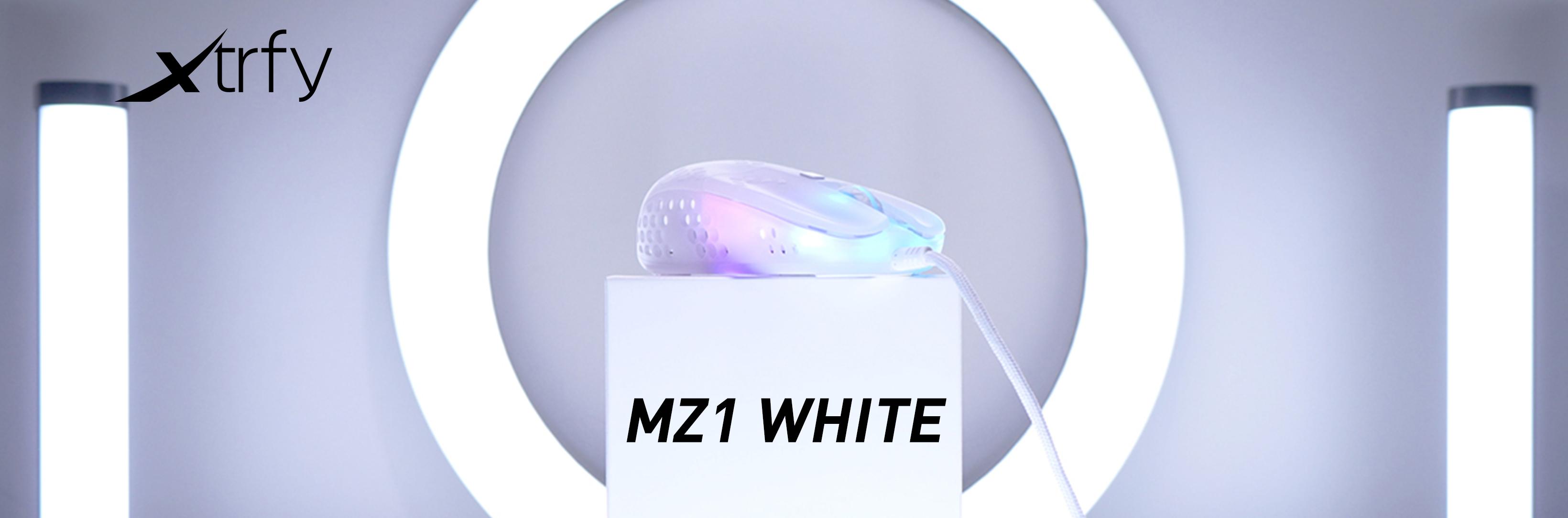 Xtrfy MZ1 White