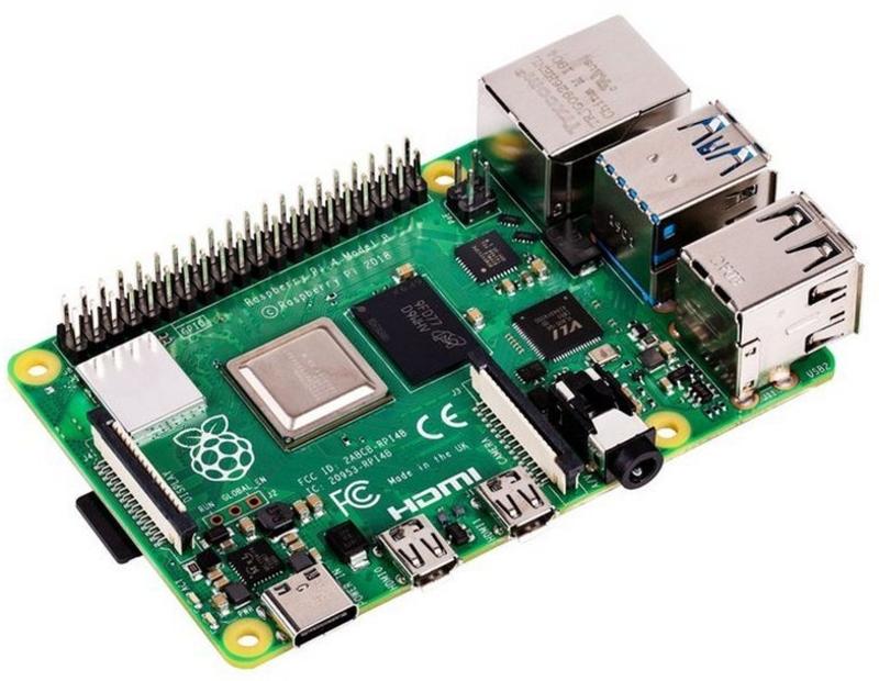 Mini PC Raspberry Pi 4 8GB Model B