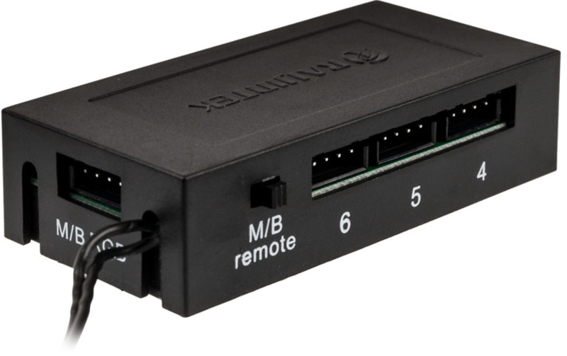Raijintek - Hub + Controlador Raijintek RGB