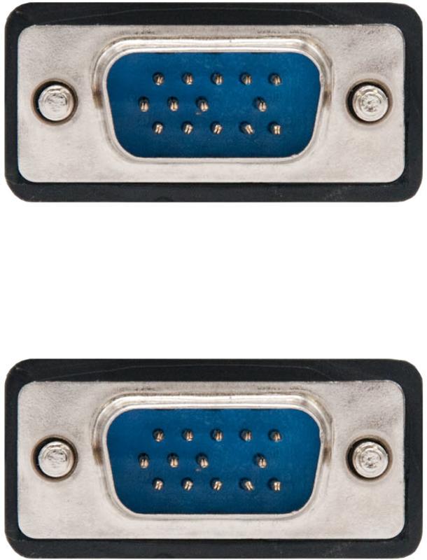 Nanocable - Cabo SVGA Nanocable HDB15/M-HDB15/M 3 M Preto