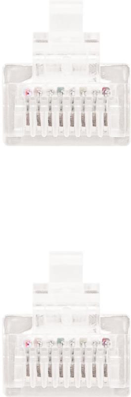 Nanocable - Cabo de Rede Nanocable RJ45 UTP CAT.5E AWG24 5 M Branco