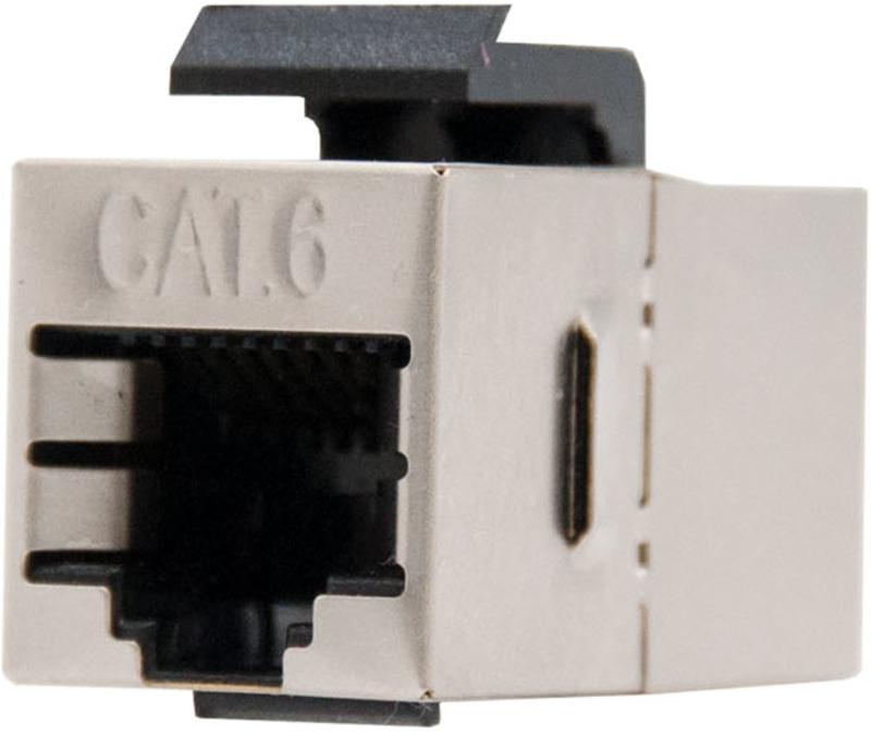 União de Rede Nanocable RJ45 CAT.6 STP