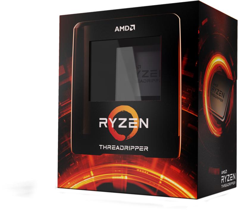 Processador AMD Ryzen Threadripper 3970X 32-Core (3.7GHz-4.5GHz) 144MB TRX4