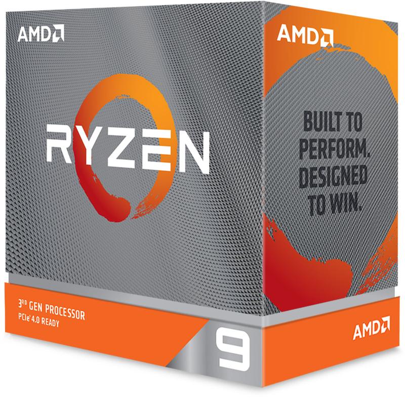 Processador AMD Ryzen 9 3950X 16-Core (3.5GHz-4.7GHz) 64MB AM4