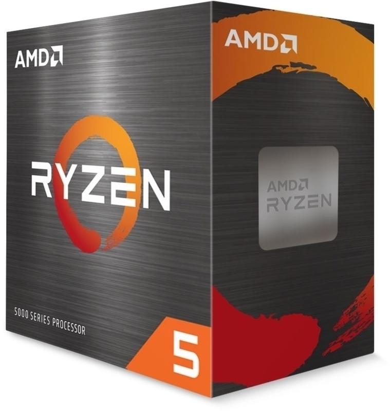 AMD - Processador APU AMD Ryzen 5 5600G 6-Core (3.9GHz-4.4GHz) 19MB AM4