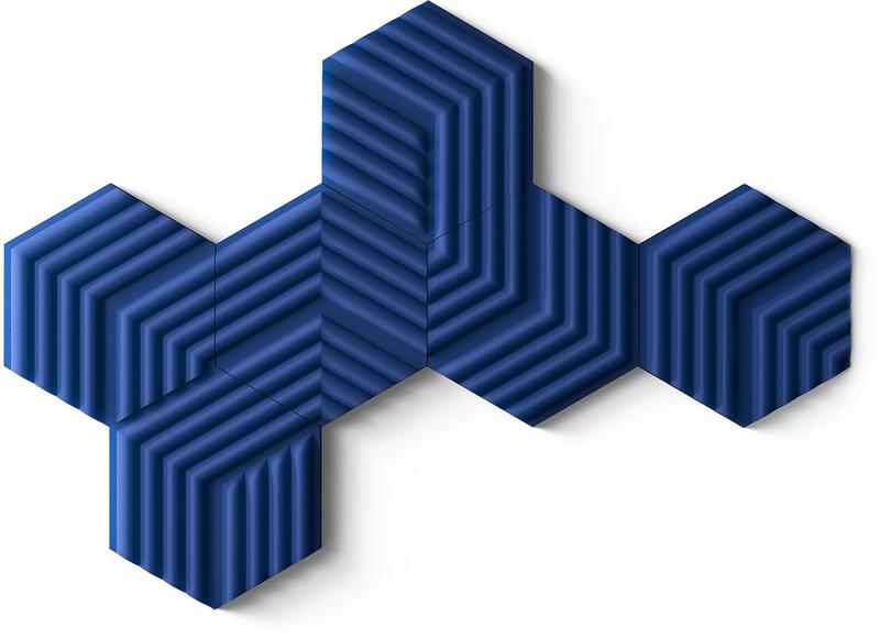 Elgato - Kit Inicial Elgato Wave Panels Azul