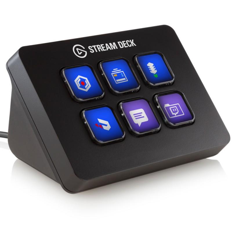 Controlador Elgato Stream Deck Mini