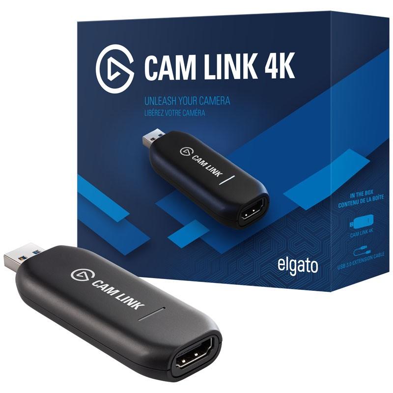 Placa Captura Elgato Cam Link 4K