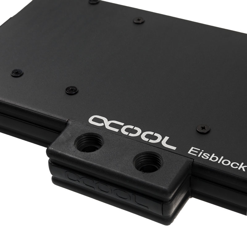Alphacool - Bloco VGA Alphacool GPX-N Acrílico RTX 2080 M01