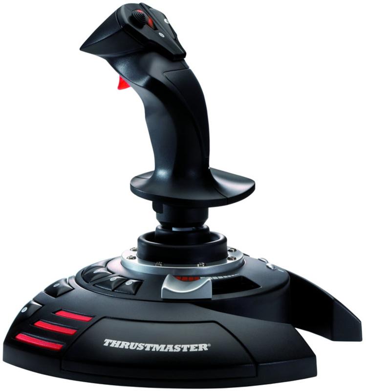 Thrustmaster - Joystick Thrustmaster T.Flight Stick X USB - PS4 / PC
