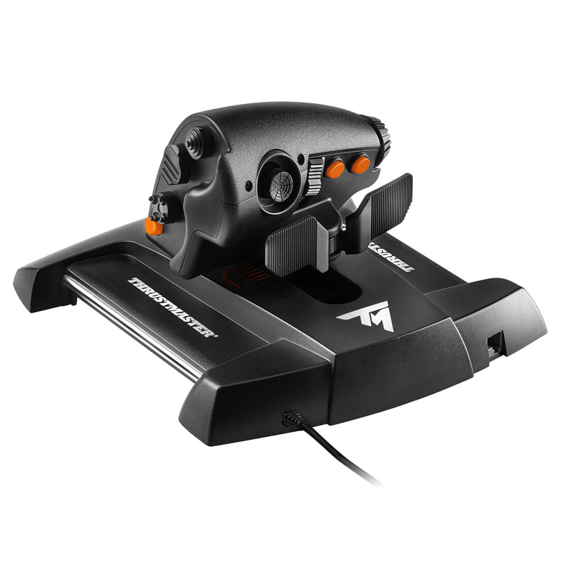 Weapon Control System Thrustmaster Throttle - PC
