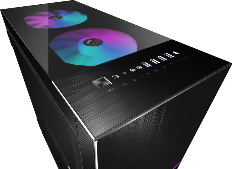 MSI - Caixa ATX MSI MPG Sekira 500X RGB