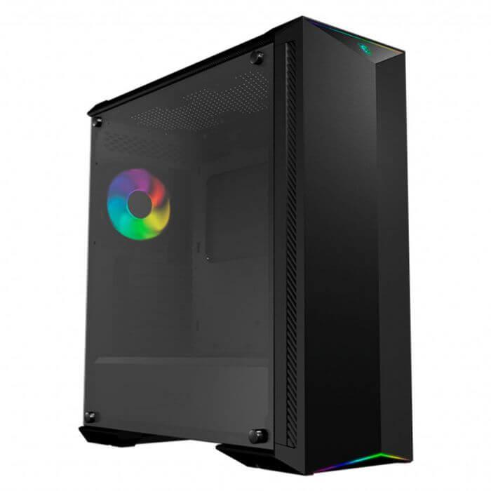 Caixa ATX MSI MPG Gungnir 100 RGB