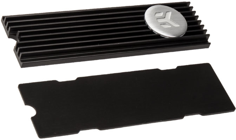 Cooler Discos EKWB EK-M.2 NVMe Preto