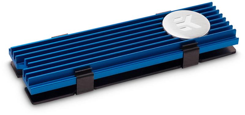 Cooler Discos EKWB EK-M.2 NVMe Azul