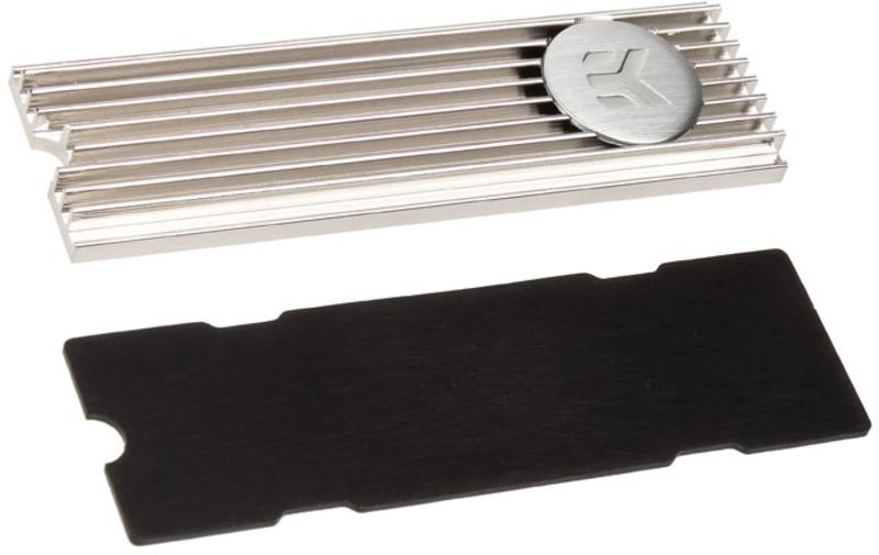 Cooler Discos EKWB EK-M.2 NVMe Níquel