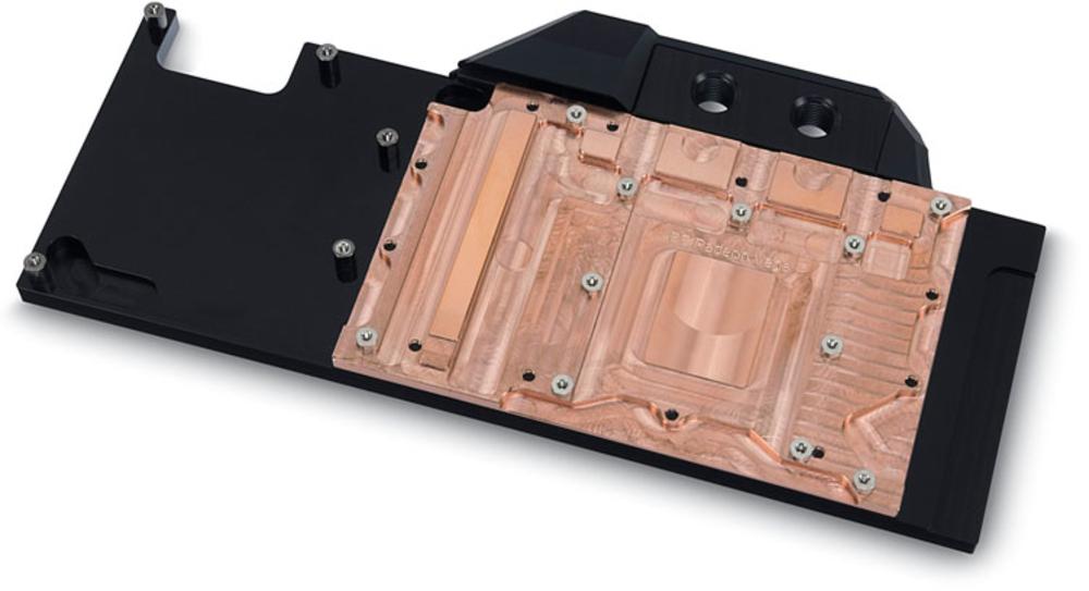 EKWB - Bloco VGA EKWB Radeon Vega - Acetal