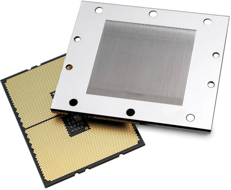EKWB - Bloco CPU EK-Velocity sTR4 D-RGB - Niquel + Acetal