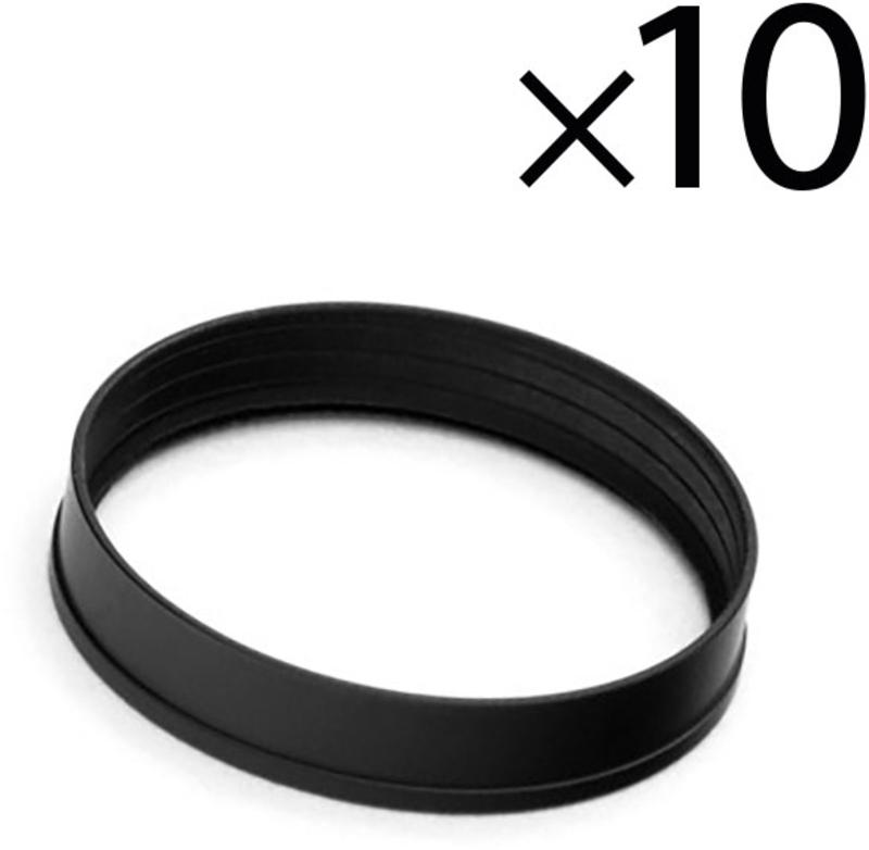 Rings EKWB Quantum Torque HDC 12mm Preto (Pack 10)