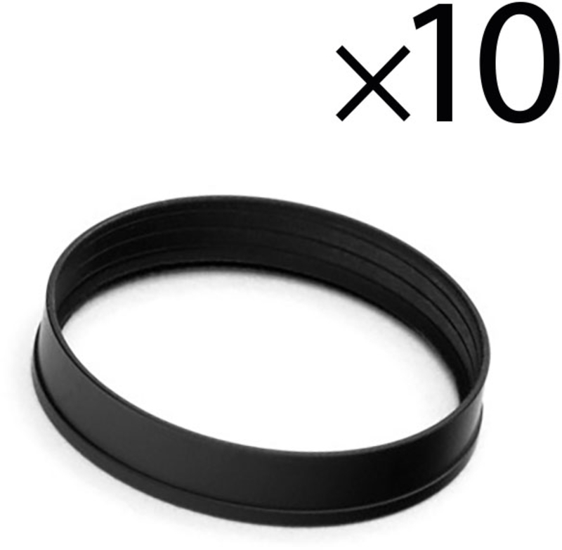 Rings EKWB Torque HTC-14 - Preto (Pack 10)