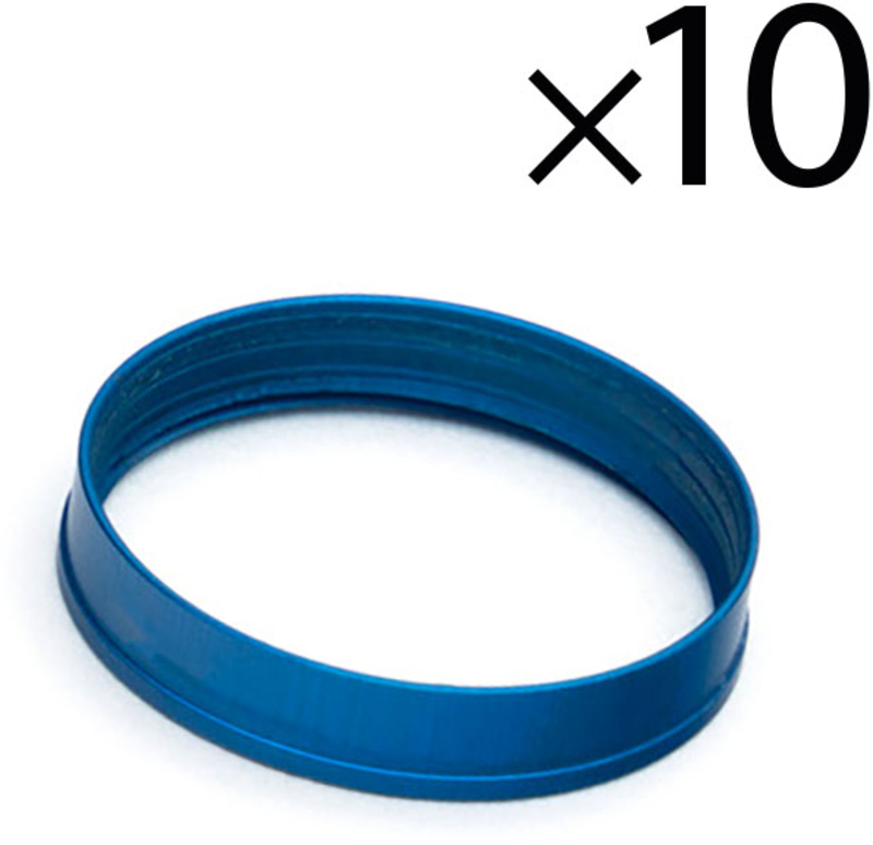 Rings EKWB Quantum Torque HDC 14mm Azul (Pack 10)