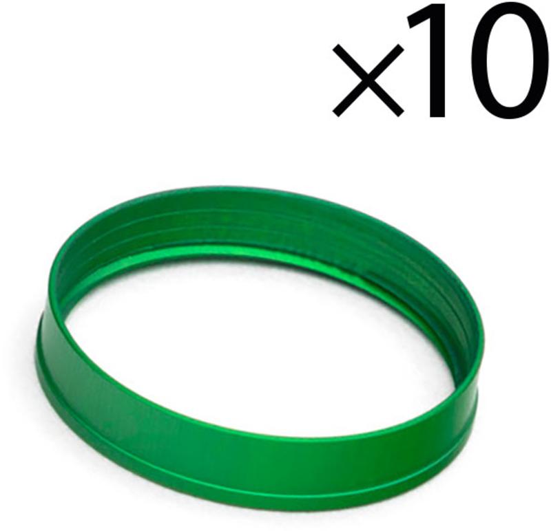 Rings EKWB Quantum Torque HDC 14mm Verde (Pack 10)