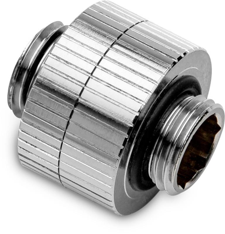 EKWB - Extensor Rotativo EKWB Quantum Torque 14mm Macho / Macho Níquel