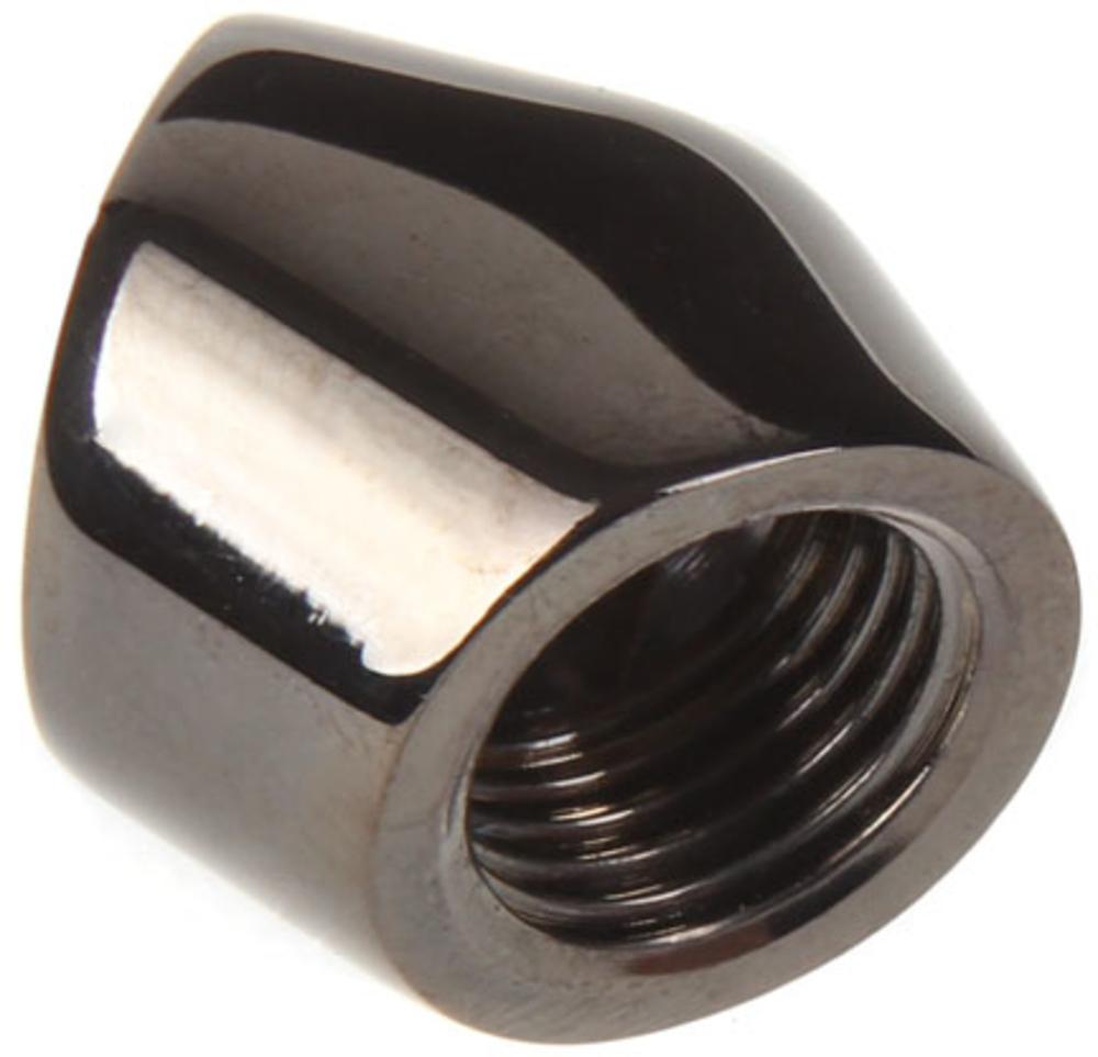 Conector Rotativo EKWB AF G1/4 45º Femea / Femea Níquel Preto
