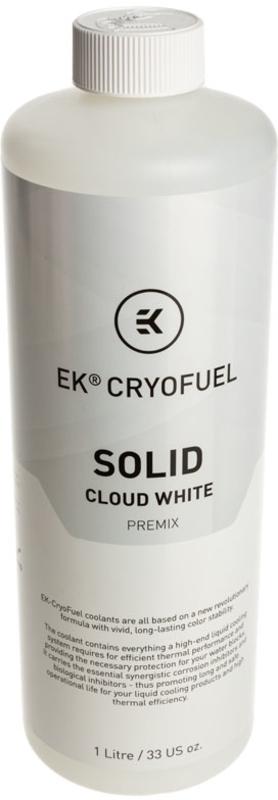 Líquido EKWB Solid Premix Cloud White 1000ml