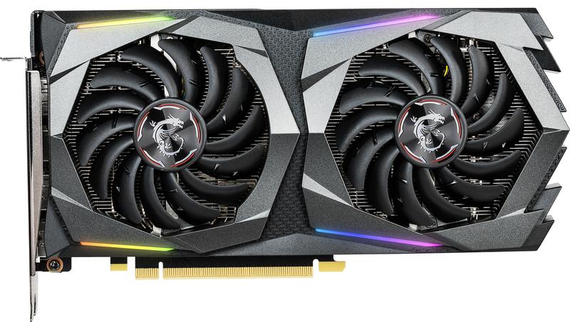 MSI - Gráfica MSI GeForce® GTX 1660 SUPER GAMING X 6G
