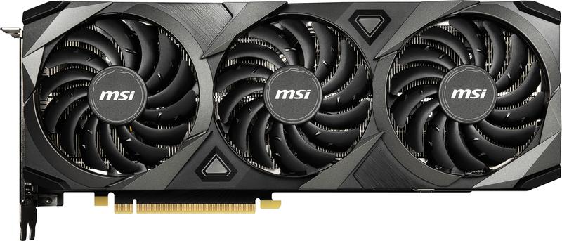 MSI - Gráfica MSI GeForce® RTX 3080 VENTUS 3X 10G OC