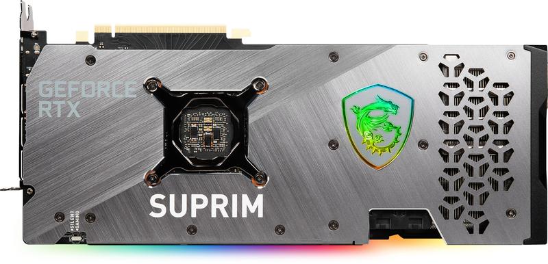MSI - Gráfica MSI GeForce® RTX 3070 SUPRIM X 8G