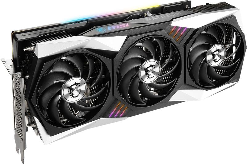 MSI - Gráfica MSI Radeon RX 6800 GAMING X TRIO 16G