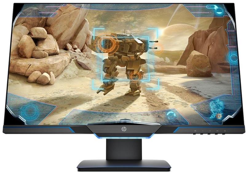 "HP - Monitor HP Gaming 24.5"" 25mx FHD 144Hz 1ms FreeSync"