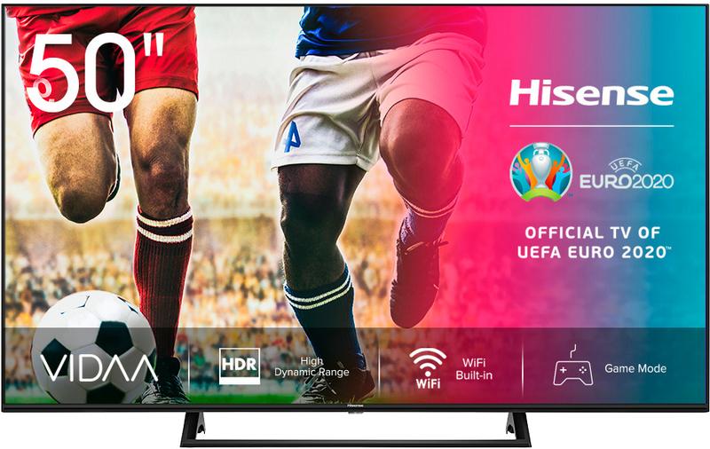 """Televisor Hisense 50"""" 50A7300F LED 4K SMART TV"""