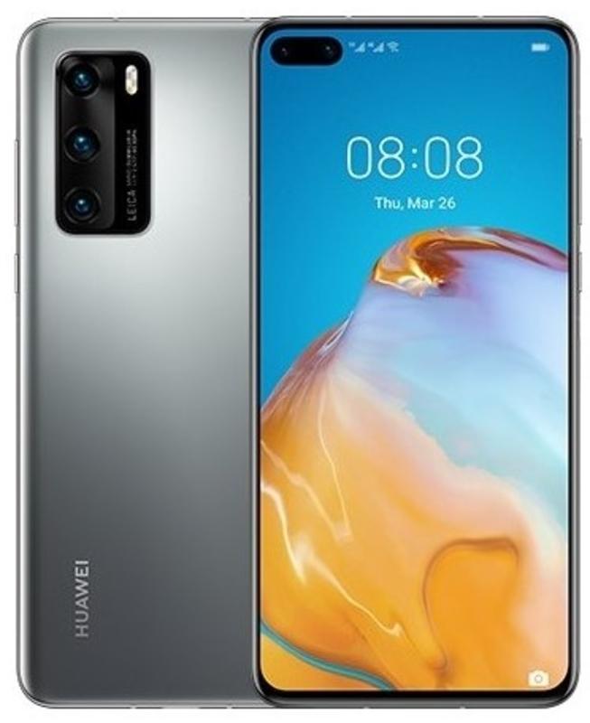 "Smartphone Huawei P40 5G 6.1"" (8 / 128GB) Cinzento"