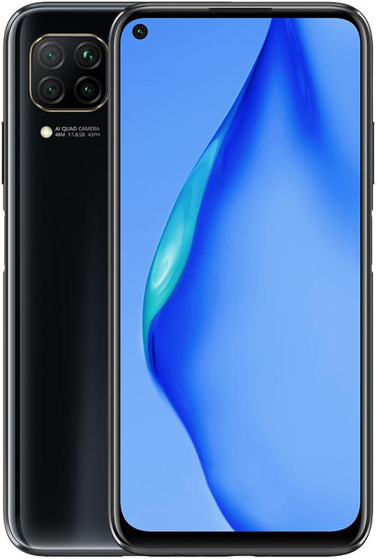 "Huawei - Smartphone Huawei P40 Lite 6.4"" (6 / 128GB) Preto"