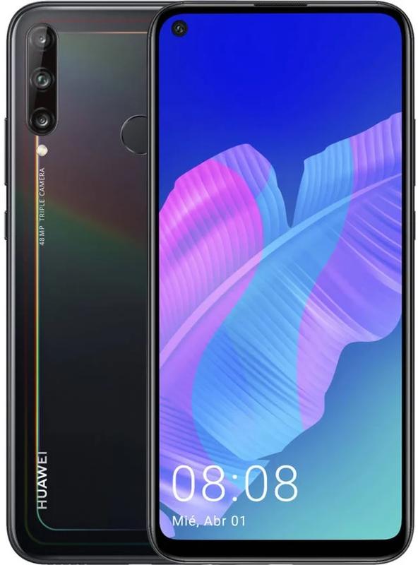 "Smartphone Huawei P40 Lite E 6.39"" (4 / 64GB) Preto"