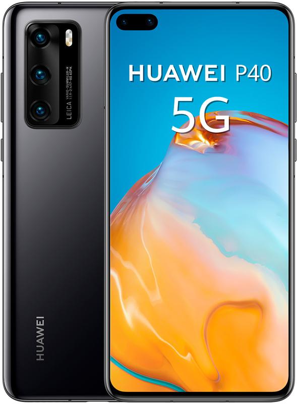 "Smartphone Huawei P40 5G 6.1"" (8 / 128GB) Preto"