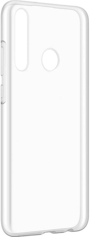 Huawei - Capa Huawei para Y6P Flexível Transparente