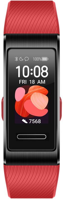 Smartband Huawei Band 4 Pro Vermelho