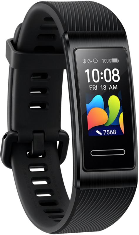 Huawei - Smartband Huawei Band 4 Pro Preto
