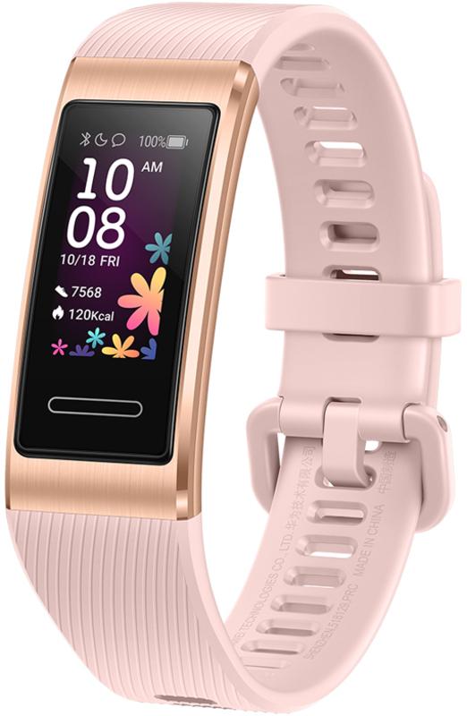 Huawei - Smartband Huawei Band 4 Pro Rosa