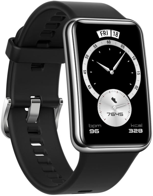 Huawei - Smartwatch Huawei Watch Fit Active Elegant Preto