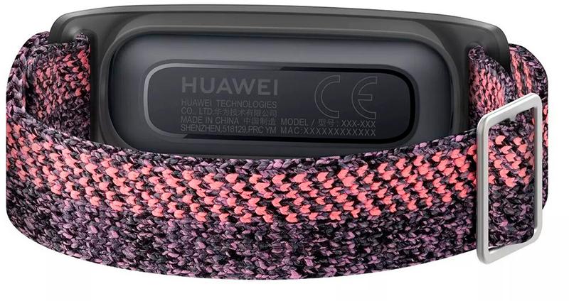 Huawei - Smartband Huawei Band 4e Rosa