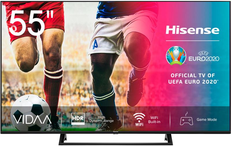 """Televisor Hisense 55"""" 55A7300F LED 4K SMART TV"""