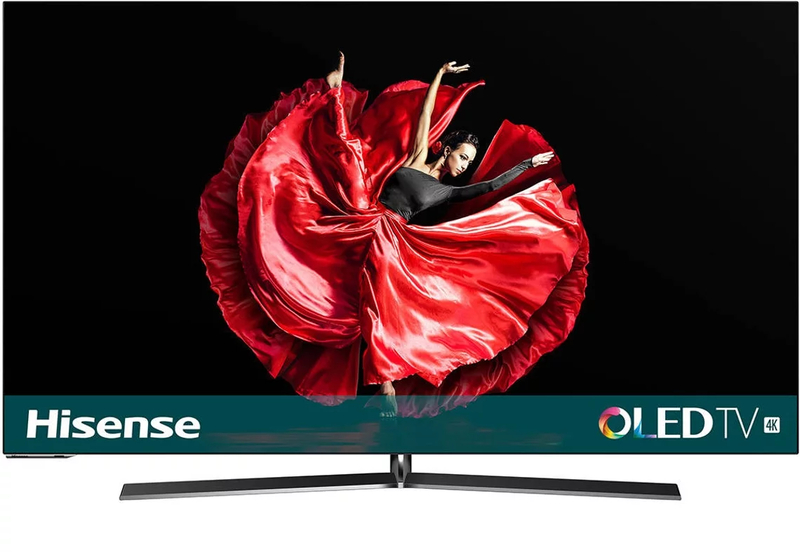"Televisor Hisense 55"" 55O8B OLED UHD 4K SMART TV"