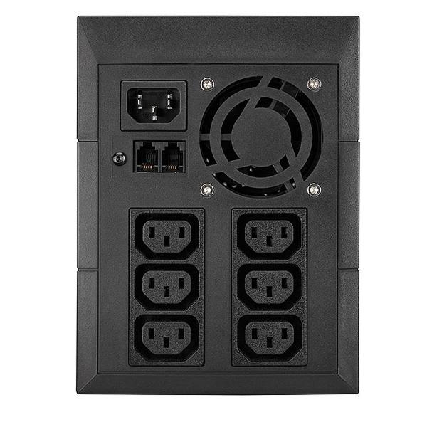 Eaton - UPS Eaton 5E 1100i USB 1100VA / 660W