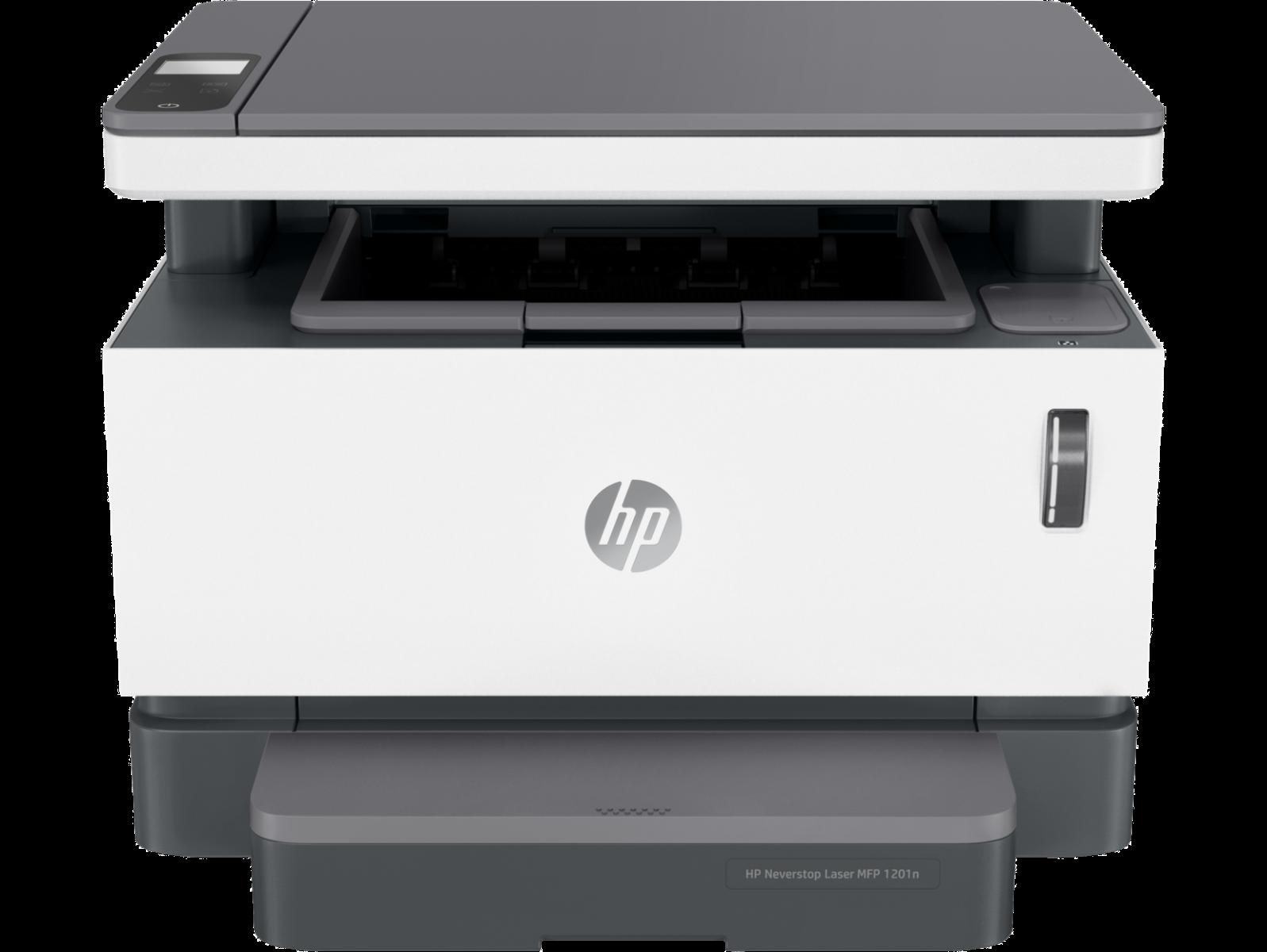 Impressora Laser HP Neverstop MFP 1201n All-In-One